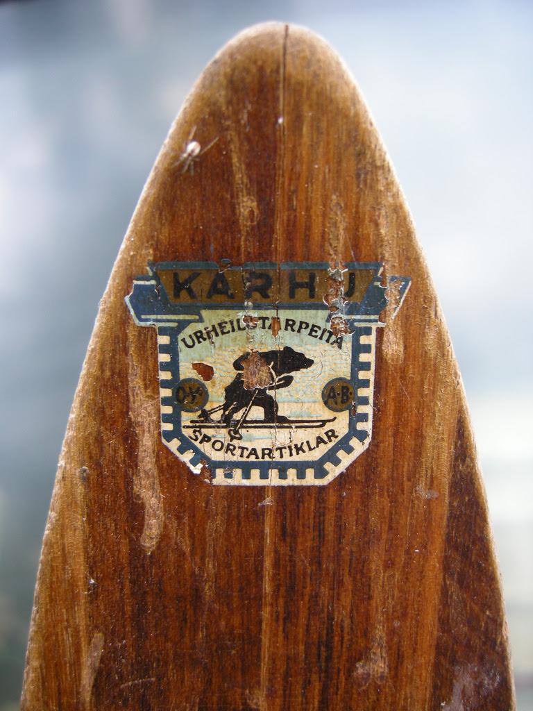 KARHU ski