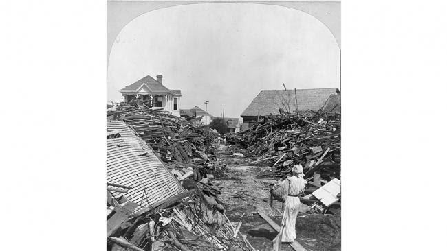 1900 Galveston Hurricane: Deadliest on Record