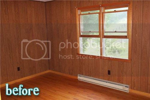 How To Paint Over Wood Panelling My Web Value