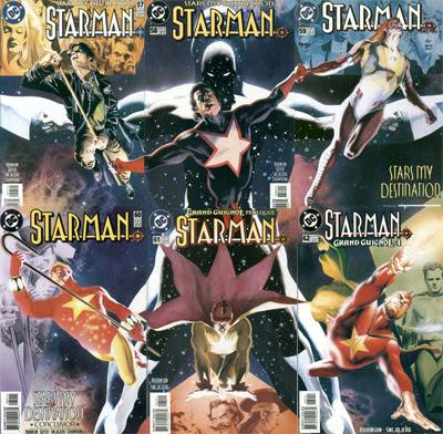 Starman #57-62