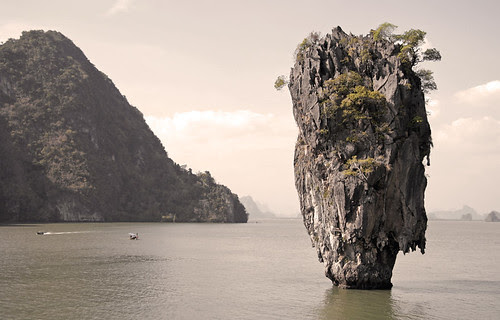James Bond Island View