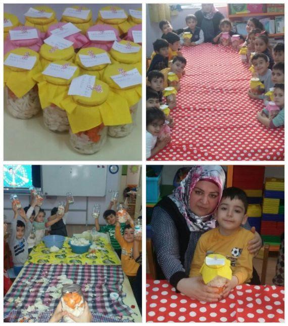 Okulda Turşu Yapımı Eğitim Bilişim Ağı