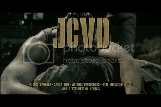 JCVD title