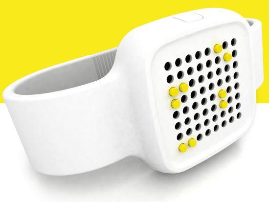 Jam tangan khusus untuk orang buta