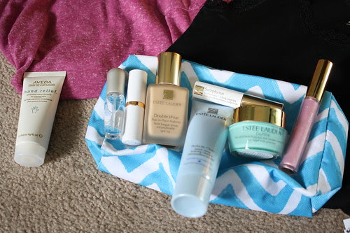 gift with purchase-Estee Lauder