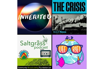 Listen to a Changing Planet, Through These 5 Climate Podcasts