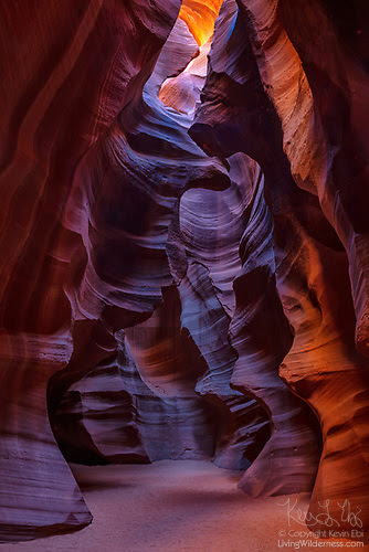 Colorful Chamber, Upper Antelope Canyon, Navajo Nation, Arizona