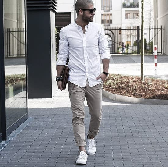 business casual attire for men  70 relaxed office style ideas