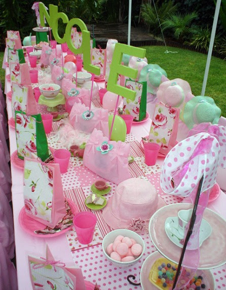 Pictures Of English Tea Party Ideas Kidskunstinfo
