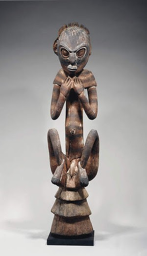 This Biwat sculpture from remote Papua New Guinea sold at auction for a record-breaking $3.5 million.