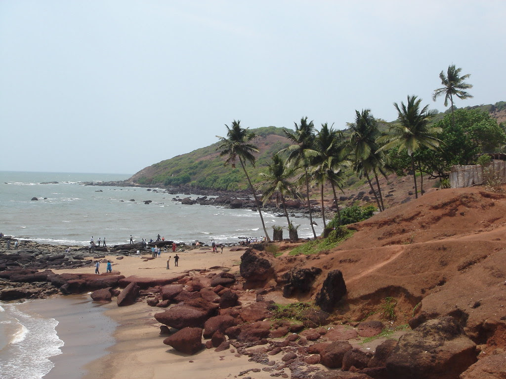 Anjuna Beach - Goa - India