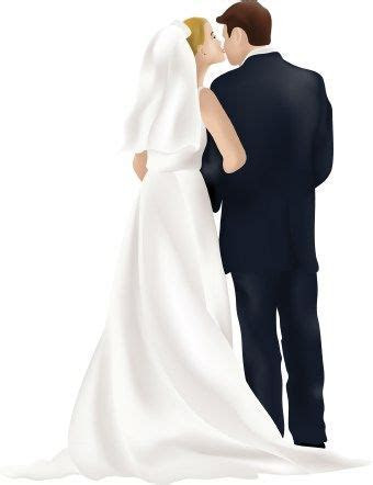 Wedding Clip Art Bride and Groom Have a look at more