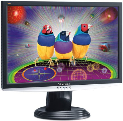 Viewsonic VX1940w LCD monitor - Review