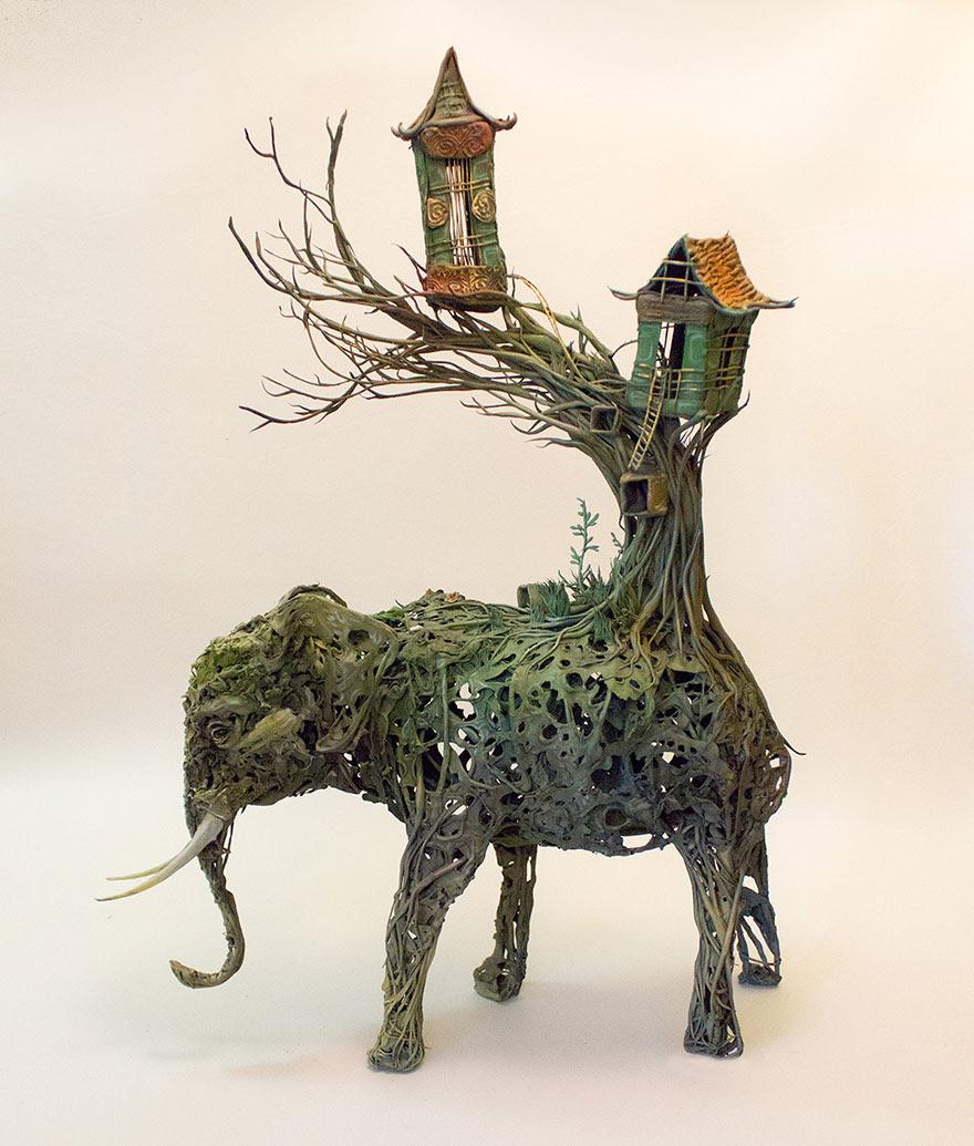 surreal-animal-sculptures-ellen-jewett-8