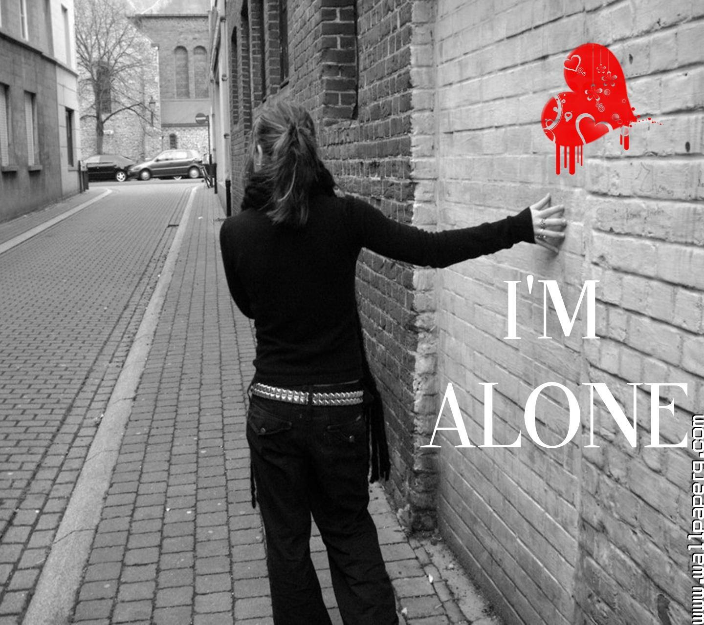 Download Im Alone Profile Pics For Girls Mobile Version