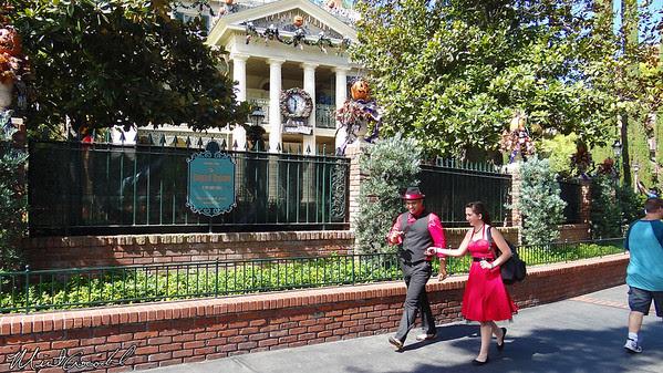 Disneyland, Haunted Mansion Holiday, Halloween Time, Dapper Day