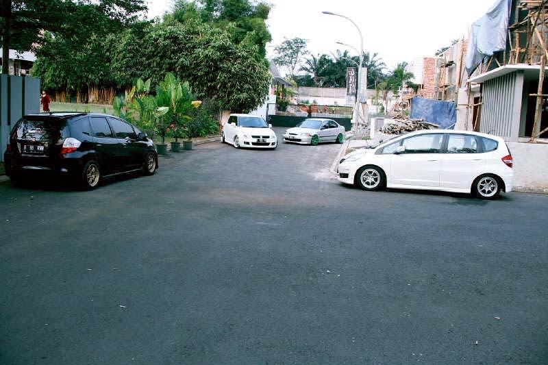 Modifikasi Mobil Sedan Civic Ferio