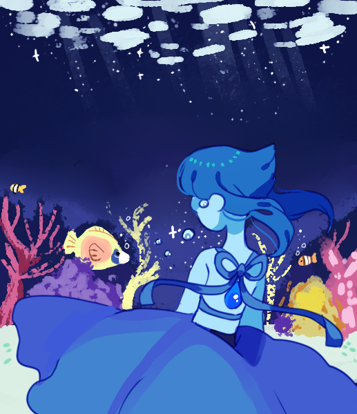 It's hard to let go of toxic people I know Lapis