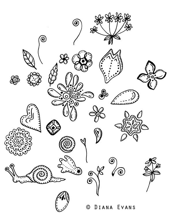 surface design floral 3