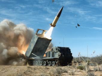 Пуск ракеты ATACMS. Фото с сайта army.mil