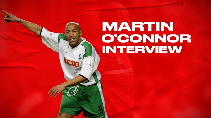 Super Saddler Seb: Martin O'Connor Interview