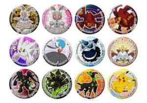 Produtos Pokémon Center - Broches