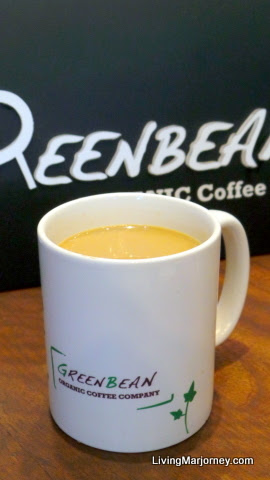Green Bean Organic Coffee
