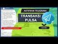Cara Mendaftar Telegram Untuk Mengisi Pulsa Agen Pulsa Nasional