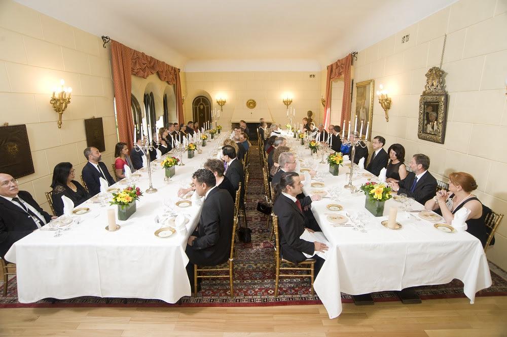 Seară la Palatul Elisabeta dedicată Conferinţei Internaţionale Media 2020