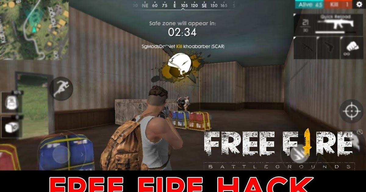 Free 99,999 Diamond ] Free Fire Battleground Cheats Hack Apk ... -