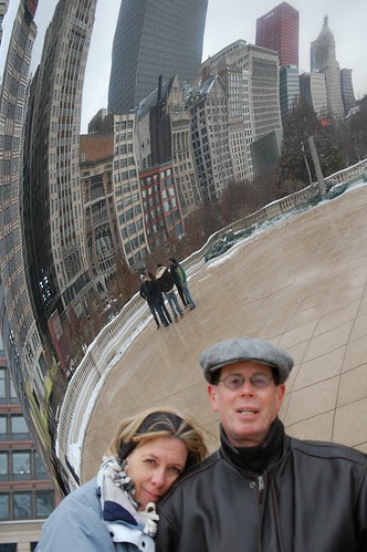 Mom and Dad - Millineum Park
