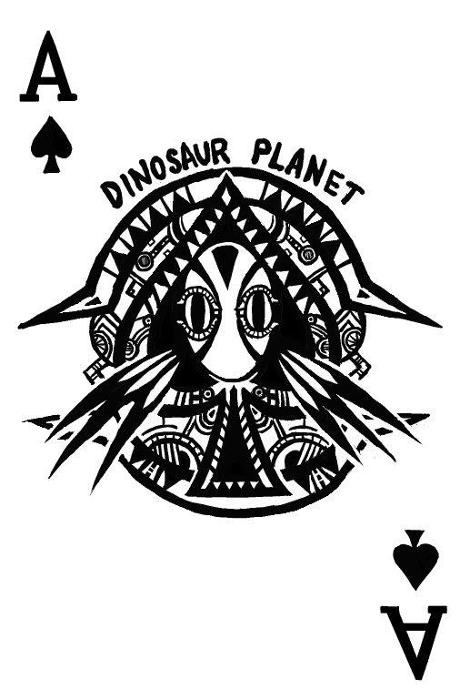トランプ14 恐竜惑星生活2