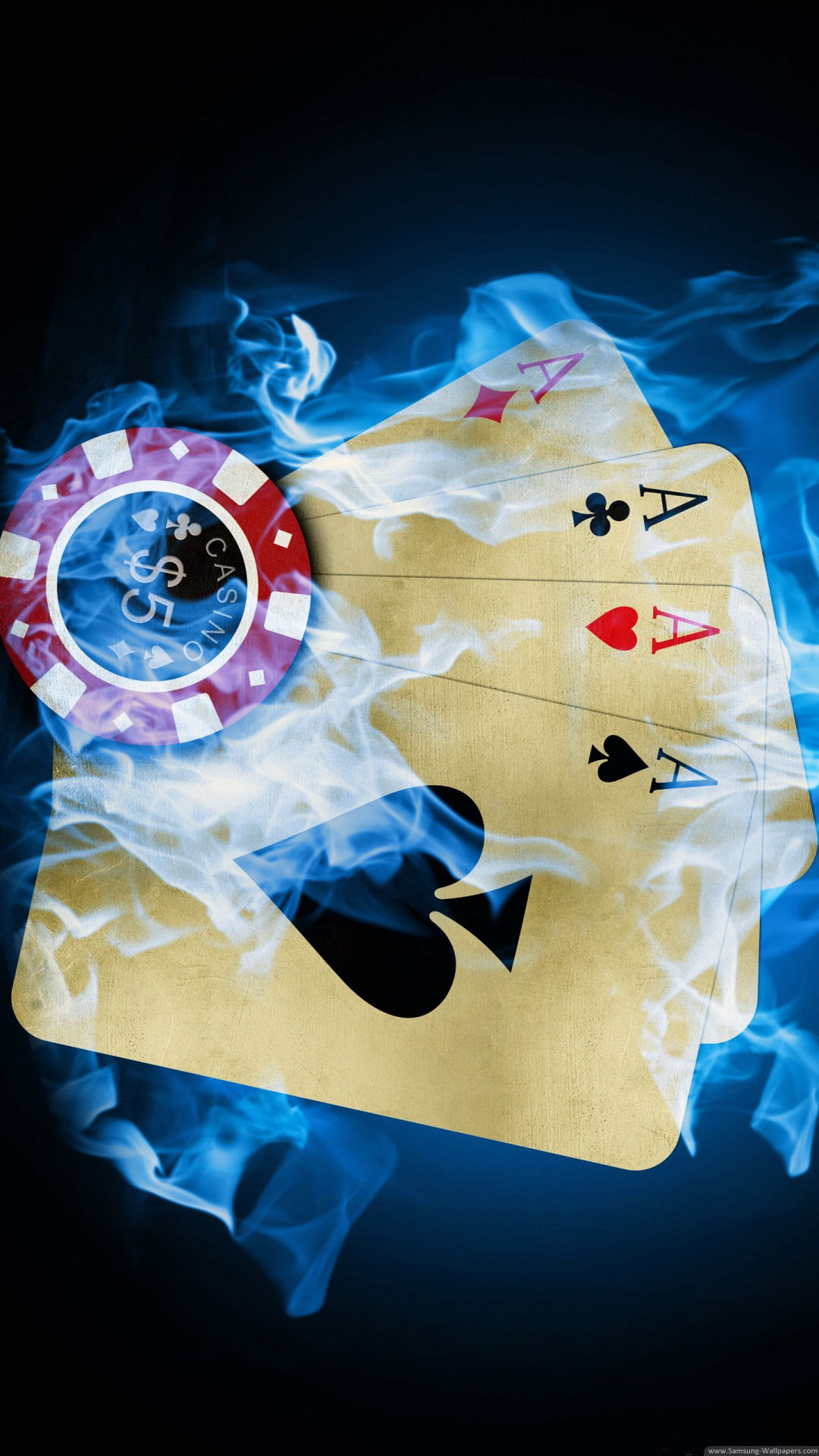 Poker Cards Best Htc One Wallpapers Free And Easy To Download
