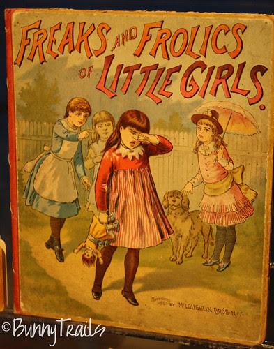 little girls book