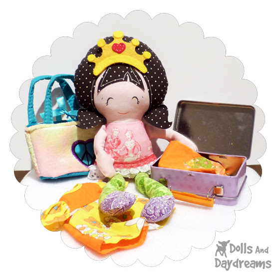 Packing my doll bags for holiday trip