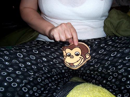 Touch my monkey