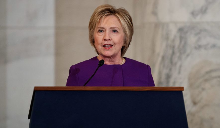 Hillary Clinton is estimated to have collected 81 percent of noncitizen votes, which may have helped her carry a state, a researcher says. (Associated Press)