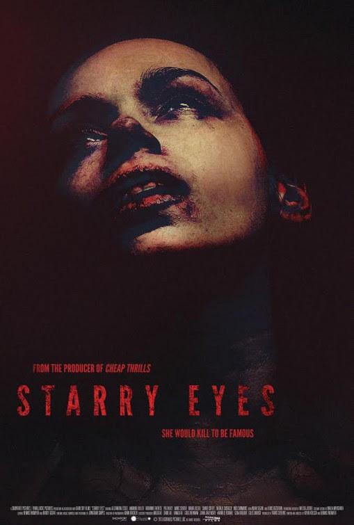 Risultati immagini per starryeyes poster