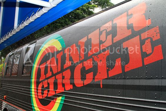 Inner Circle Tour Bus