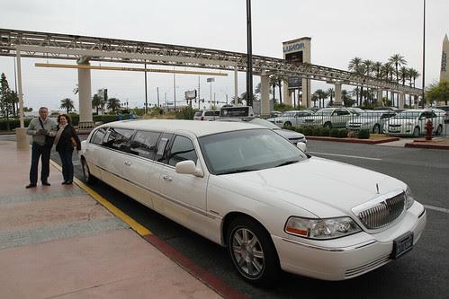 En América hay coches que NO son limusinas