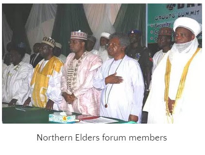 Restructuring: We're Not Afraid, But Won't Be Stampeded — Northern Elders