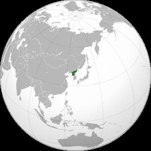 English: North Korea