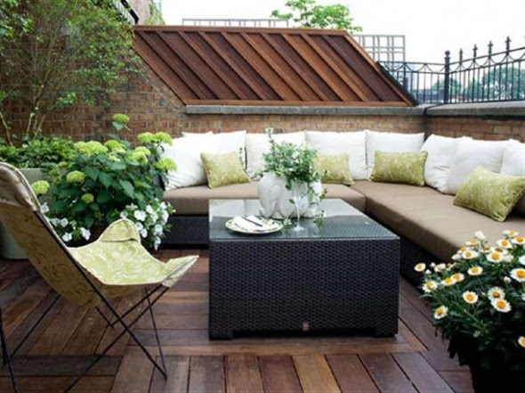 Terrace Garden Design Ideas