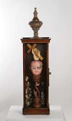 <b>Portrait of the Self Assemblage</b> Online Exhibition at Episcopal Church and Visual Arts