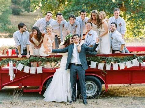 Bridal Party Duties on Your Wedding Day