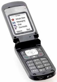The Simple O2 X2i Mobile Flip Phone