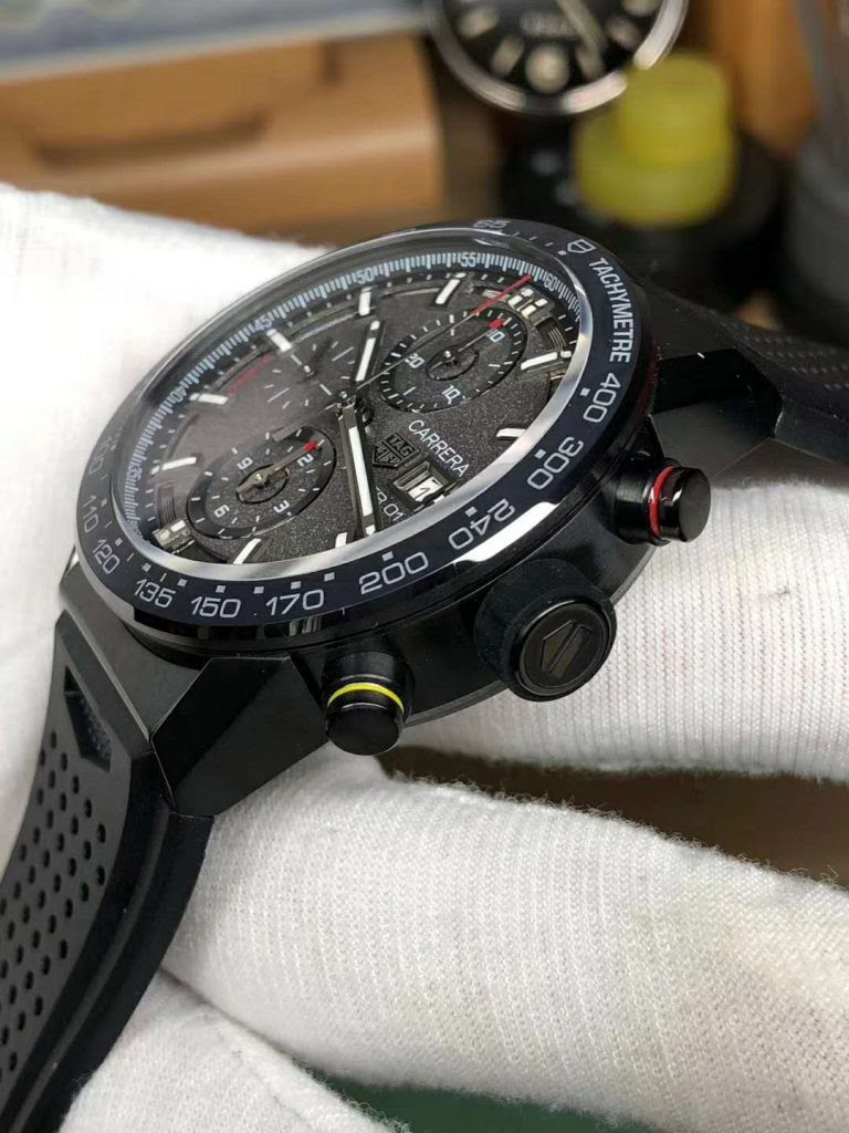 Tag Heuer Meteorite Crown