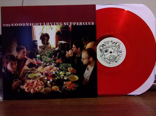 The Goodnight Loving - Supper Club LP - Red Vinyl /200 by factportugal