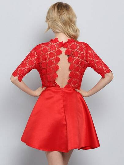 http://www.shein.com/Red-Half-Sleeve-Backless-With-Lace-FLare-Dress-p-231537-cat-1727.html?aff_id=1285