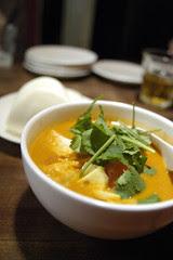 南インド・スパイシーペッパーチキンカリー, 海南鶏飯食堂, 麻布